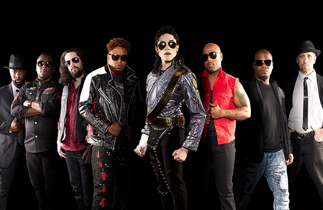 Whos Bad: The Ultimate Michael Jackson Tribute Band